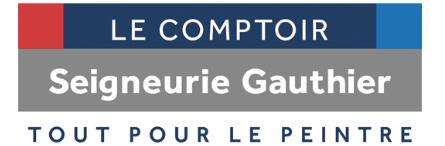 Le Comptoir Seigneurie Gauthier logo - Accueil