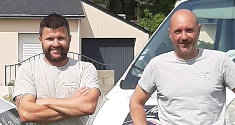 equipe kermano électricité plomberie carrelage plaquiste - Accueil