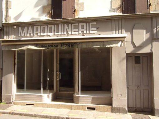 rénovation locaux commerciaux et magasin à Lorient avant (7)