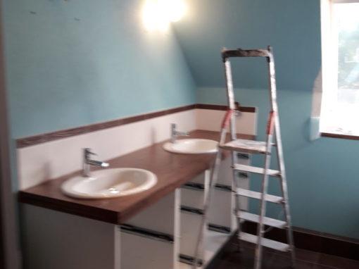 refaire salle de bain sur mesure Lorient après (1)