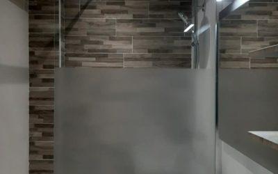 Rénovation salle de bain à Lorient  Avant / Après